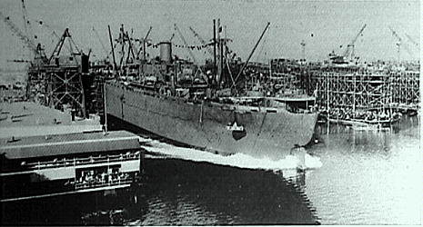 Liberty ship SS Robert E. Peary
